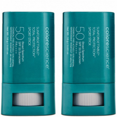 Total Protection Sport Stick SPF 50 Twin Pack