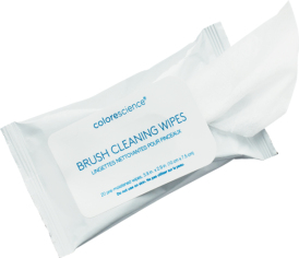 Brush Cleaning Wipes