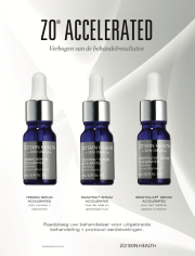 Baliedisplay Accelerated Serums