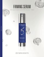 Arts-brochure Firming Serum (NL, rebranded)